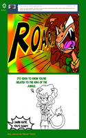 Ask Katie Lion Question #6 by ralphbear