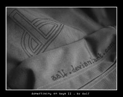 Advertising On Bags - Part II by aalf