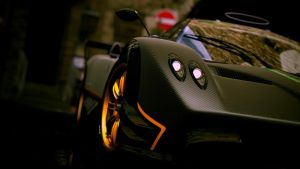 The Zonda R 2010 by symbiandj
