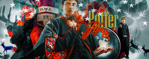 Harry Potter Signature by VaLeNtInE-DeViAnT