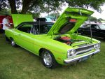 Mean Green Road Runner by PhotoDrive