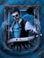 Memento Mori - The bridegroom by Robo-Comicstar