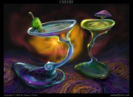 Cheers by SamFoote