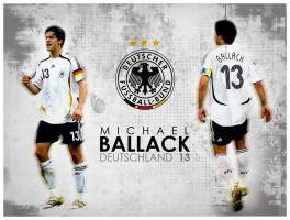Michael Ballack by Emindeath