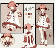 Adoptable Auction [closed] by Nekoichu