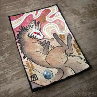Smoke IV by TeaKitsune