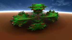 new type of veggie by Topas2012
