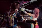 Final Fantasy XIII-2: Defy Your Fate by vaxzone