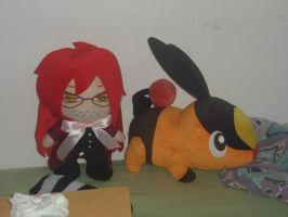 Japantag Plushies by The-Real-Shaydee