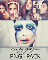 Lady Gaga Png Pack by GAGA-LAXY