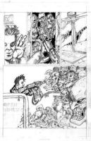 zombie page by chaingunchimp