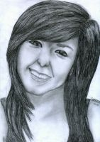 Christina Grimmie by SatineChristian