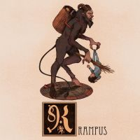 K is for Krampus by Deimos-Remus