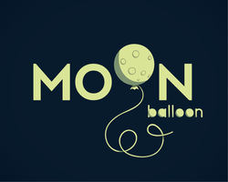 Moon Balloon by michaelspitz