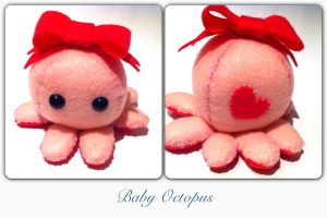 Baby!Octopus by Nikky81