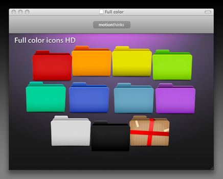 Full color icons HD by zikkzak