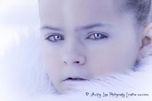 Ice Princess by ashleylawphotography