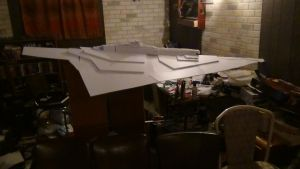 ASSERTOR Super Star Destroyer WIP28 by THE-WHITE-TIGER