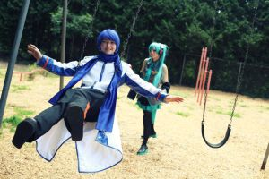 Vocaloid- Swing Fun by XxNaomi-LukarixX