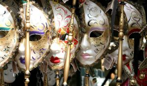 Masks of Venice by RapierDueling
