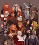 The Hobbit by mstrychowska