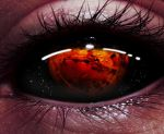Mars Eye by AnonTheDarkOne