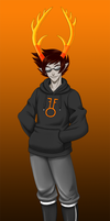 Homestuck - The First Troll of the Next Generation by Tagami-Crown
