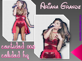Photopack Png - Ariana Grande 2 by Hannia-Jacky