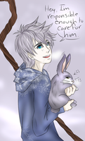 Would You Trust A Winter Spirit With Easter? by Kyun-Sein