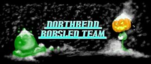 Northrend Bobsled Team Banner by chrosis