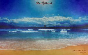 Red Ghost Poster II [ver. 3.0] by Steamland