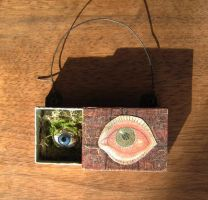 Assemblage: Eye by bugatha1