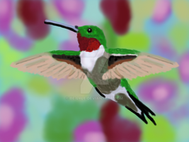 Party Colored Hummer by Be-Lyle