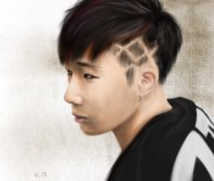 Sunggyu- Back by Daisystarre