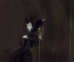Maleficent by Oboe