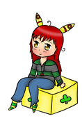 Collab::St Patrick's Day by Neon-Fizz