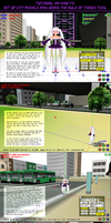 MMD City Models and the Rules of Thirds Tutorial by Trackdancer