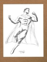 Man of Steel by ChrisMcJunkin