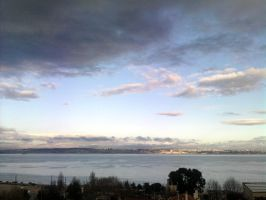The Clouds and Me - The River Tejo 2008-12 by Kay-March