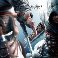 Assassins Creed The Eagle Flys by Hattle