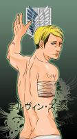 Erwin Smith by hayamiyuu