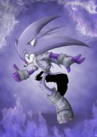 Confine t. Hedgehog by Psychograve