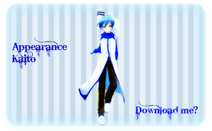 Appearance Kaito [DOWN] by Aia-Aria