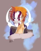 ichigo hollow mask color by vamp1646