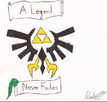 A legend never fades by Exiled-From-Life
