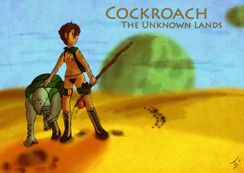 Cockroach: The Unknown lands by Thomas-J-Baker