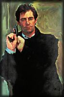James bond timothy dalton by WeskerFan1236