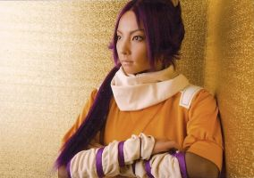 Bleach rock musical Yoruichi by wolf-speaker9