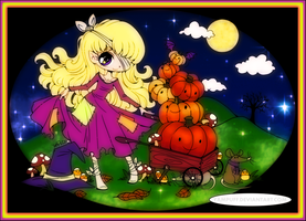 PumpkinPrincess by YamPuff by bhudicae