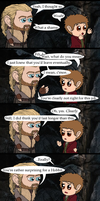 HOBBIT: Encouraging Words by Kumama